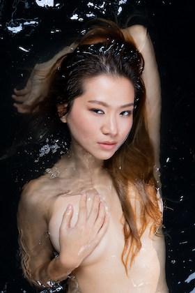 inch chua in water