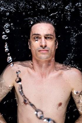 Raphael de ry in water