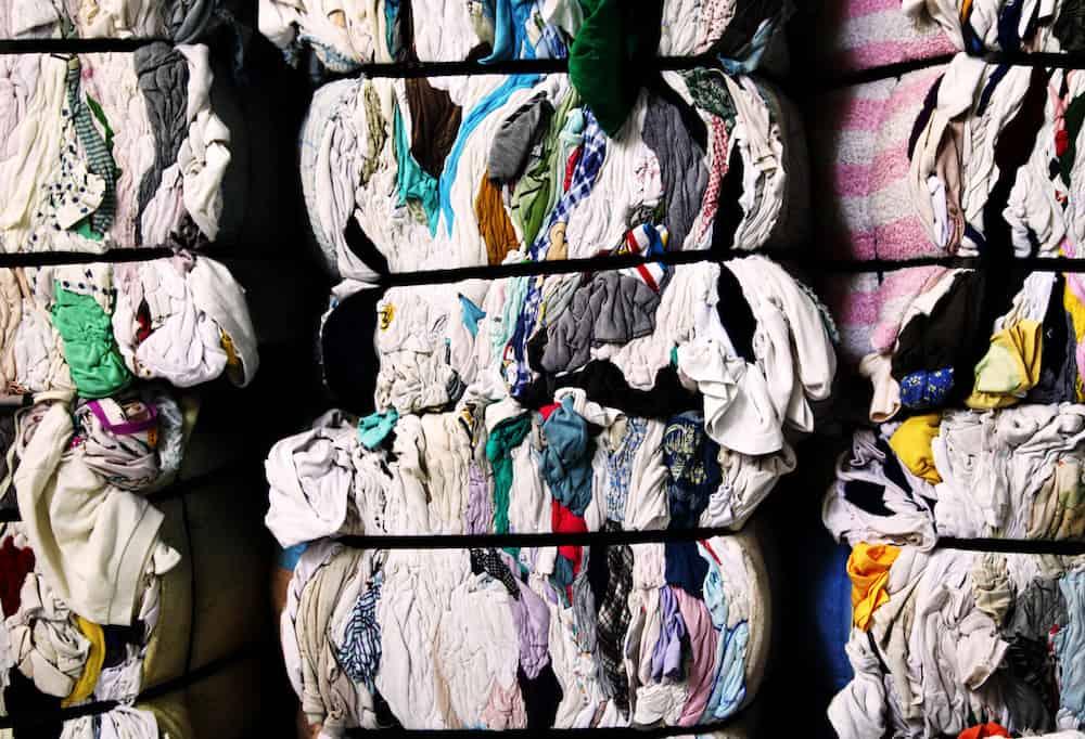 waste clothing