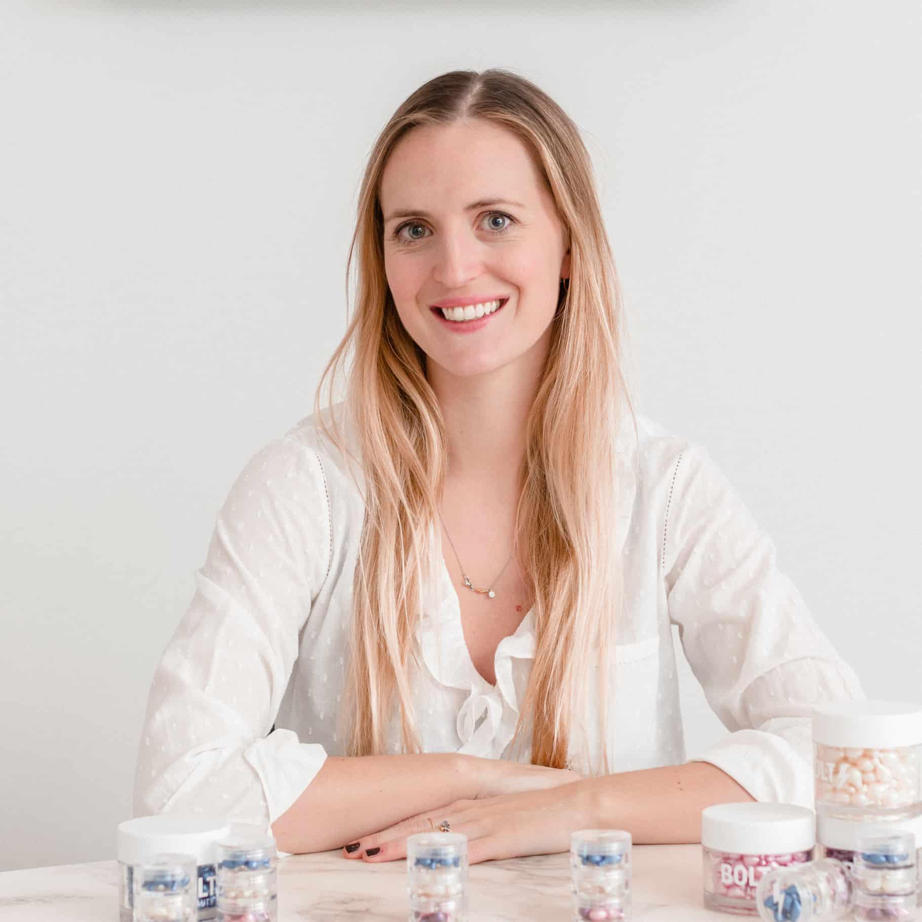 Lisa Sexton - Founder of Bolt Beauty