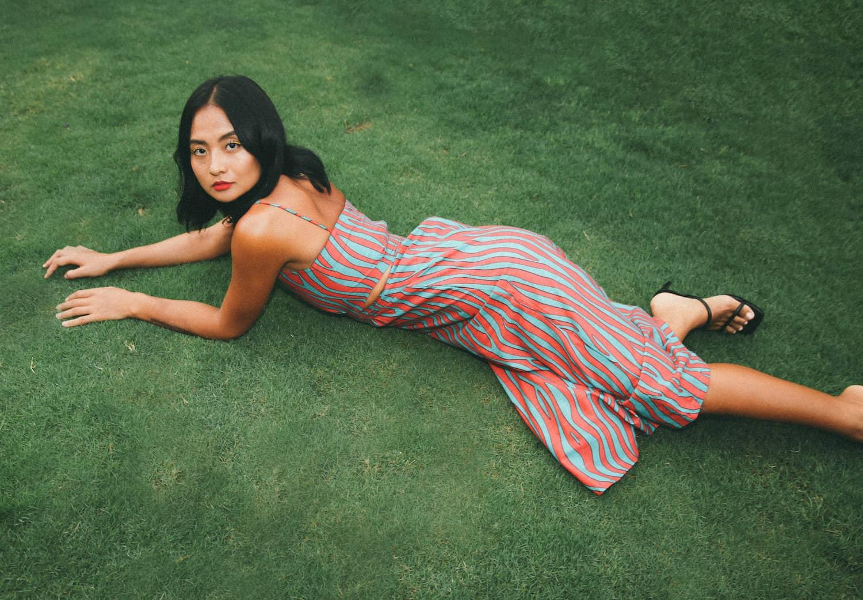 Stain Studios female model