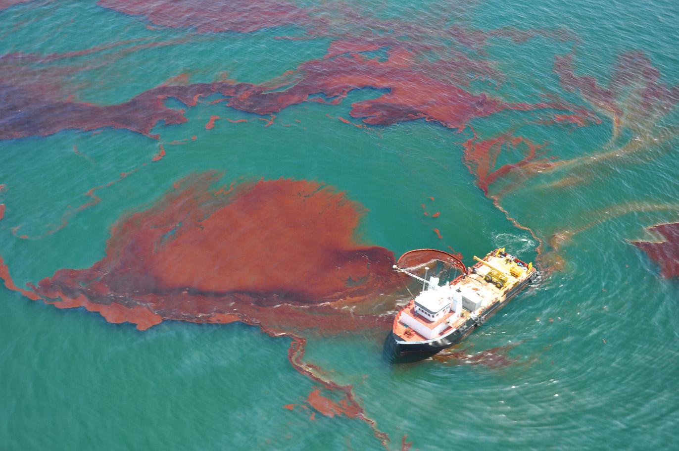 deepwater horizon indigenous land green is the new black