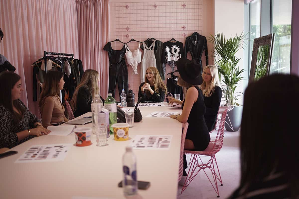 inside missguided green is the new black