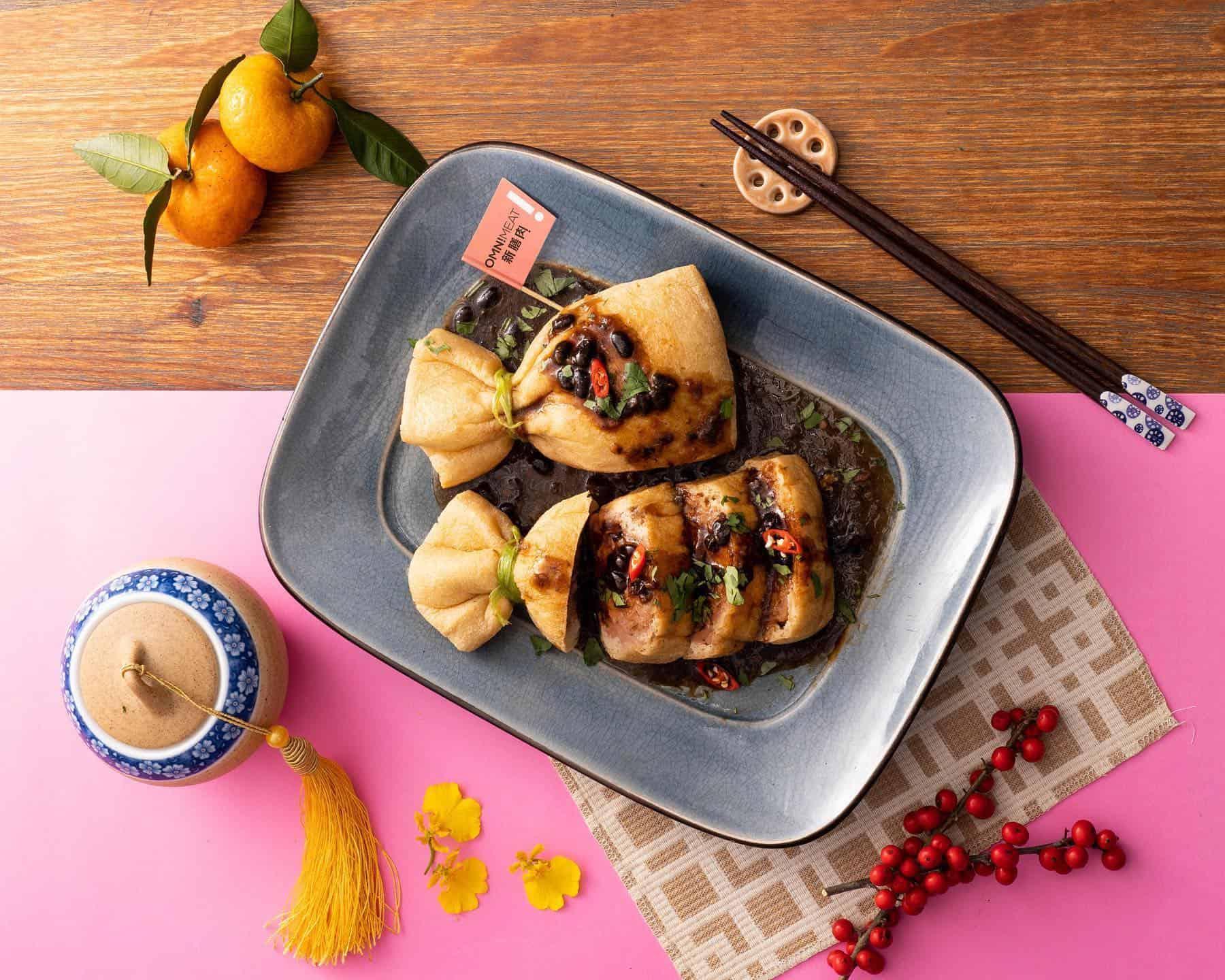 Green Monday Omnimeat dumplings