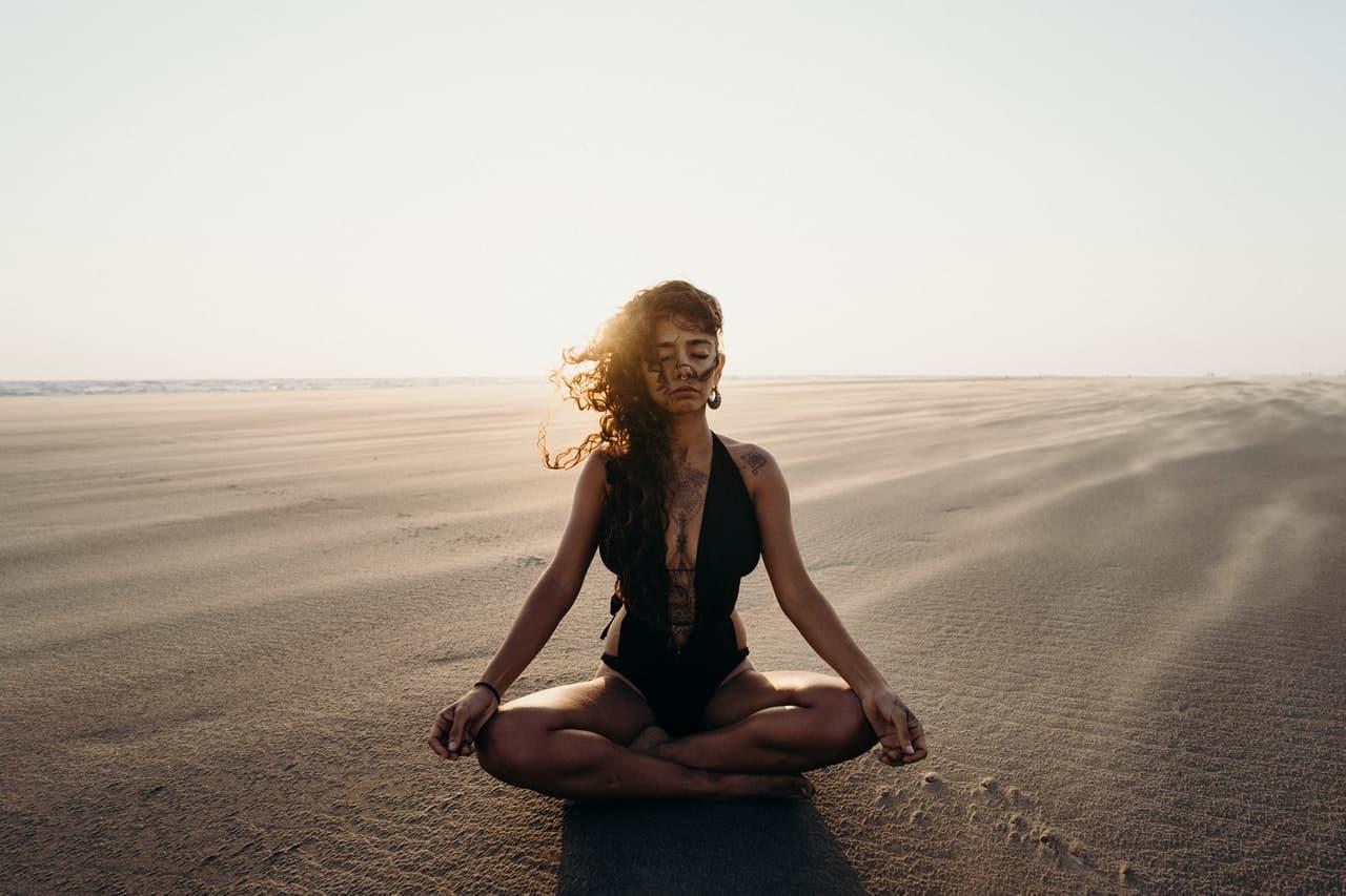 simple meditation beginners