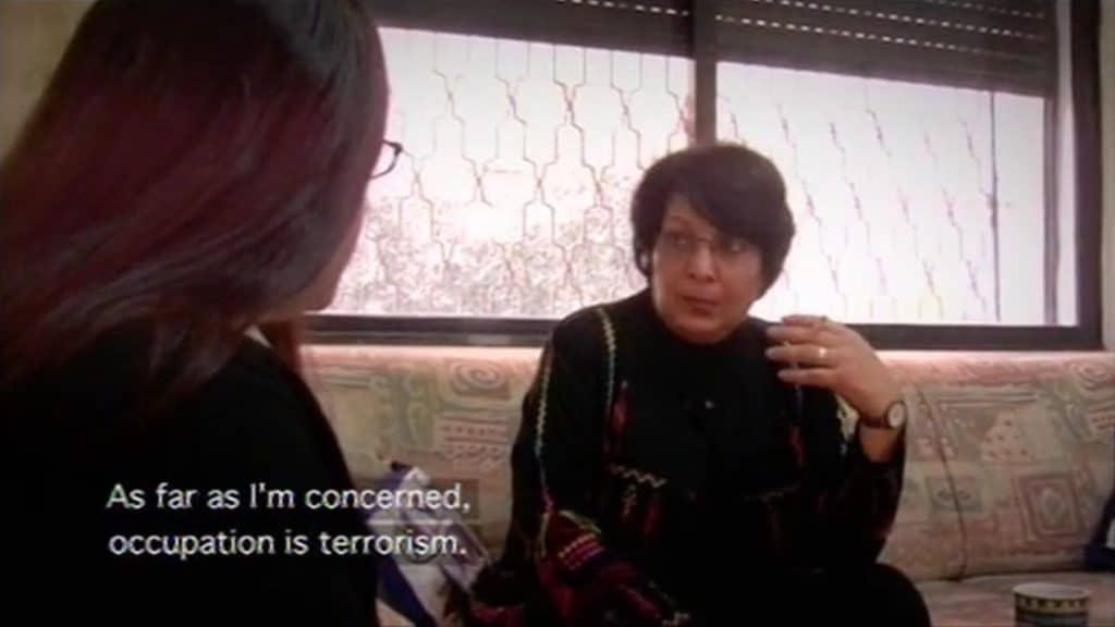 Leila Khaled palestine green is the new black