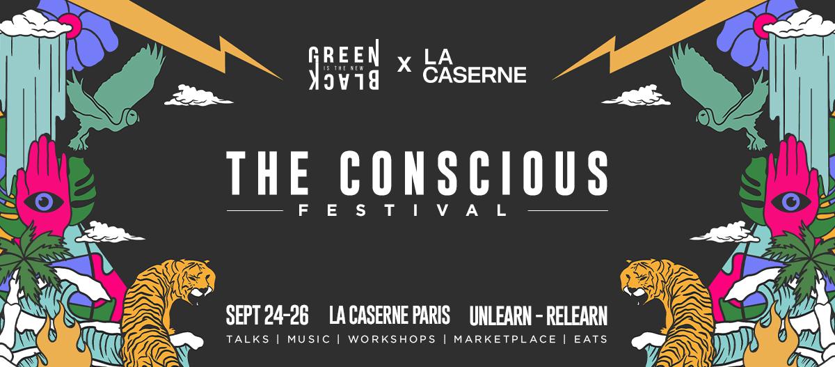 the conscious festival 2021