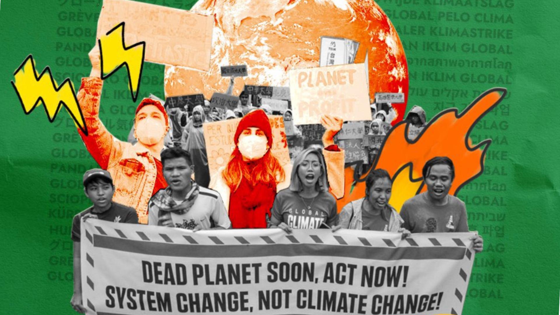 Global Climate Strike FFF